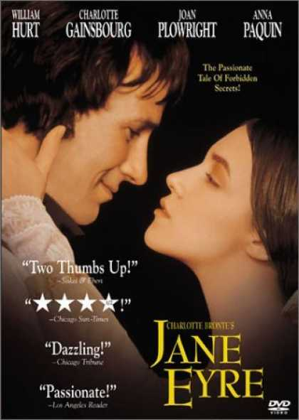 Bestselling Movies (2006) - Jane Eyre (1996) by Franco Zeffirelli