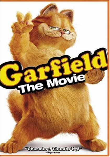 Bestselling Movies (2006) - Garfield - The Movie by Peter Hewitt