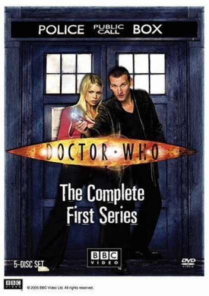Bestselling Movies (2006) - Doctor Who - The Complete First Series