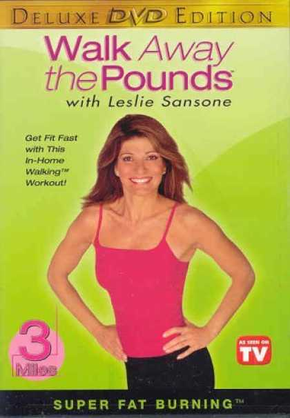 Bestselling Movies (2006) - Leslie Sansone - Walk Away the Pounds - Super Fat Burning - 3 Miles