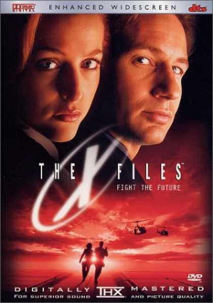 Bestselling Movies (2006) - The X-Files - Fight the Future by Rob Bowman