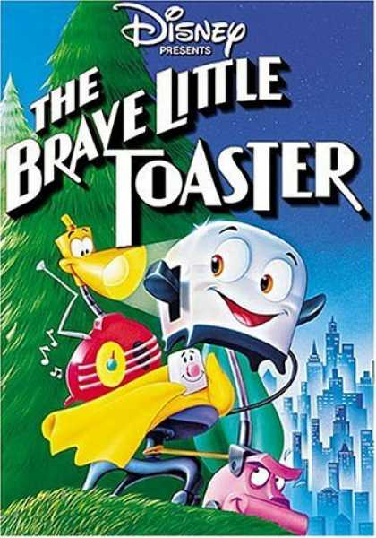 Bestselling Movies (2006) - The Brave Little Toaster by Jerry Rees