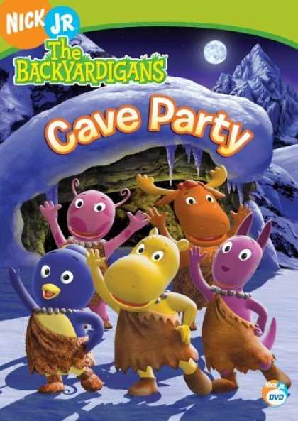 Bestselling Movies (2006) - The Backyardigans - Cave Party