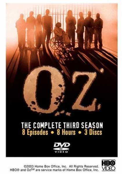 Bestselling Movies (2006) - Oz - The Complete Third Season by Gregory Dark