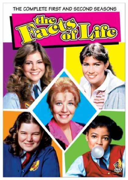 Bestselling Movies (2006) - The Facts of Life - The Complete First & Second Seasons by Asaad Kelada