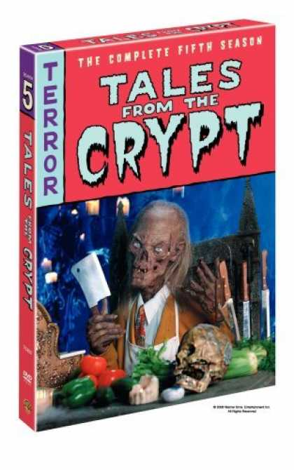 Bestselling Movies (2006) - Tales from the Crypt - The Complete Fifth Season