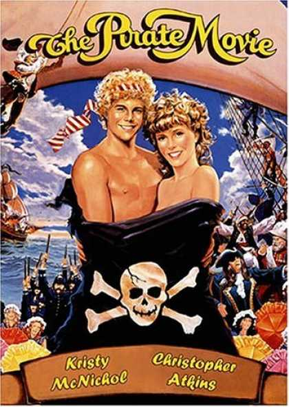 Bestselling Movies (2006) - The Pirate Movie by Ken Annakin