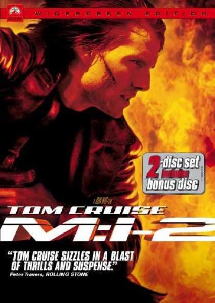 Bestselling Movies (2006) - Mission - Impossible II (Two-Disc Special Collector's Edition) by John Woo