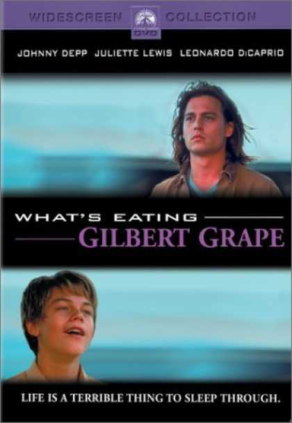 Bestselling Movies (2006) - What's Eating Gilbert Grape by Lasse Hallström