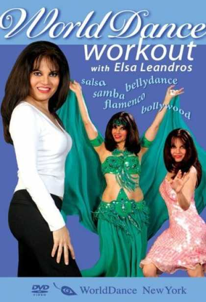 Bestselling Movies (2006) - World Dance Workout: Bellydance, Bollywood, Salsa, Samba, Flamenco