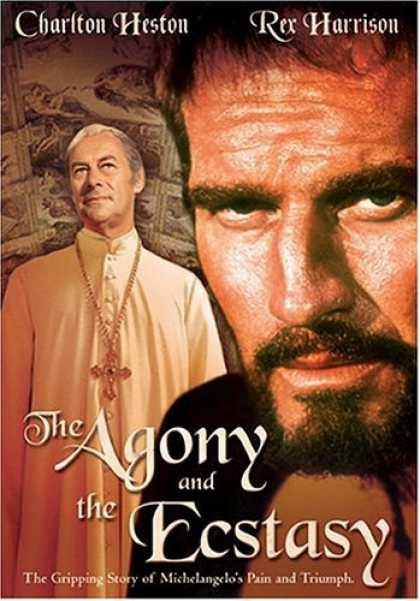 Bestselling Movies (2006) - The Agony and the Ecstasy by Carol Reed