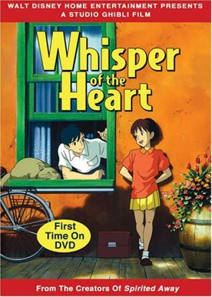 Bestselling Movies (2006) - Whisper of the Heart by Yoshifumi Kondo