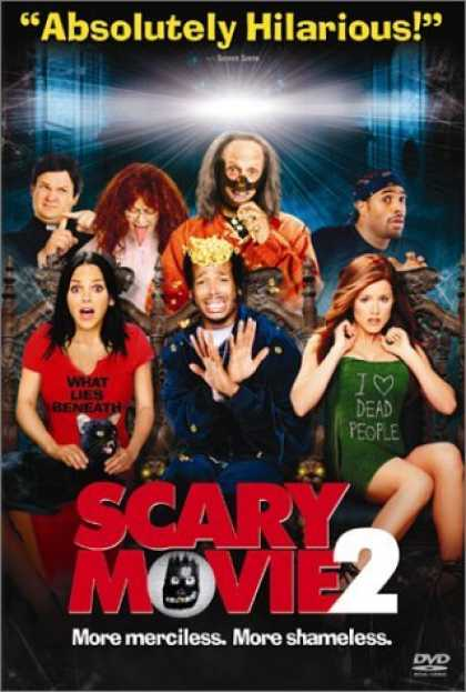 Bestselling Movies (2006) - Scary Movie 2