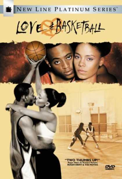 Bestselling Movies (2006) - Love and Basketball (New Line Platinum Series)