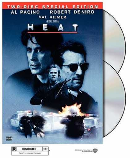 Bestselling Movies (2006) - Heat (Two-Disc Special Edition) by Michael Mann