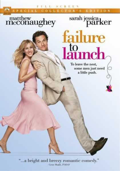 Bestselling Movies (2006) - Failure to Launch (Full Screen Edition) by Tom Dey