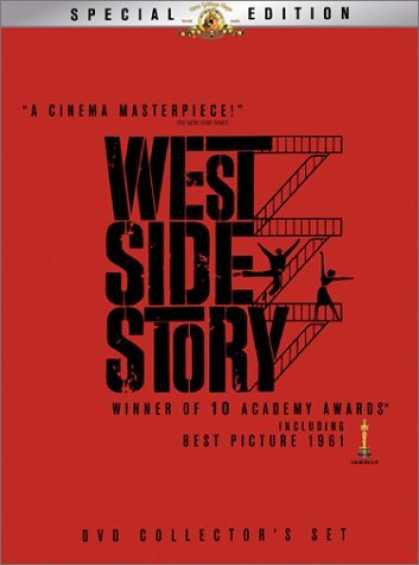 Bestselling Movies (2006) - West Side Story (Special Edition DVD Collector's Set) by Jerome Robbins