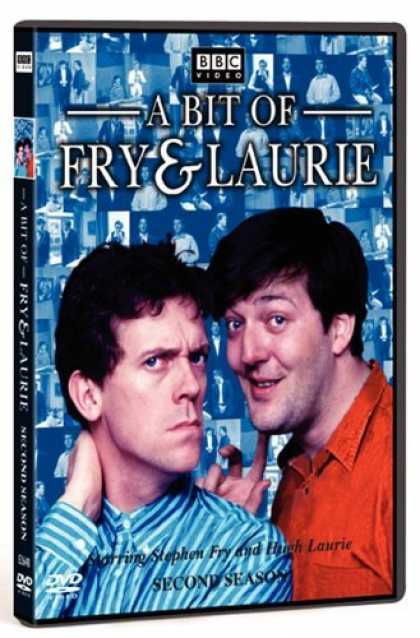 Bestselling Movies (2006) - A Bit of Fry and Laurie - Season Two by Peter Orton
