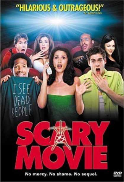 Bestselling Movies (2006) - Scary Movie
