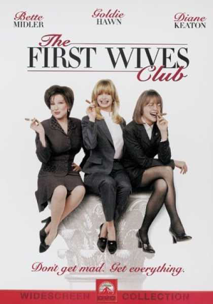 Bestselling Movies (2006) - The First Wives Club