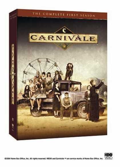 Bestselling Movies (2006) - Carnivale - The Complete First Season