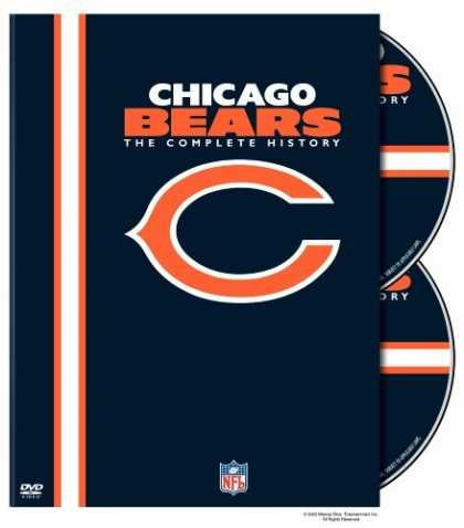 Bestselling Movies (2006) - NFL Films - Chicago Bears - The Complete History