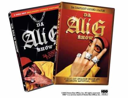 Bestselling Movies (2006) - Da Ali G Show - The Complete Seasons 1 & 2 by Scott Preston