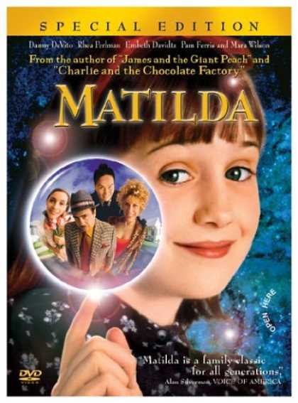 Bestselling Movies (2006) - Matilda (Special Edition)