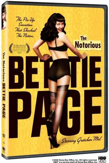 Bestselling Movies (2006) - The Notorious Bettie Page by Mary Harron