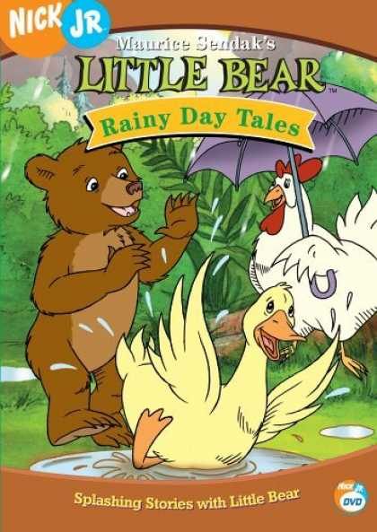 Bestselling Movies (2006) - Little Bear - Rainy Day Tales