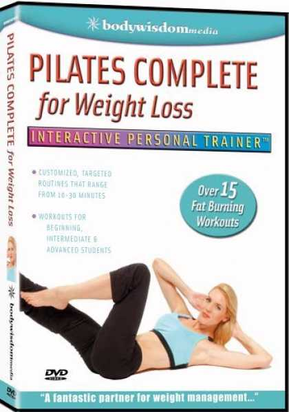 Bestselling Movies (2006) - Pilates Complete For Weight Loss