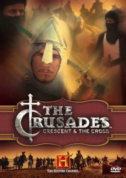 Bestselling Movies (2006) - The History Channel Presents The Crusades - Crescent & The Cross