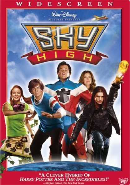 Bestselling Movies (2006) - Sky High (Widescreen Edition) by Mike Mitchell (VI)