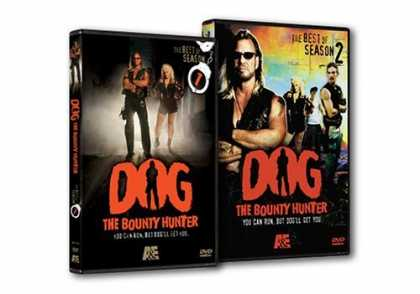 Bestselling Movies (2006) - Dog the Bounty Hunter - The Best of Season 1 and Season 2 by Andrew Dunn (VI)