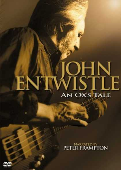 Bestselling Movies (2006) - John Entwistle - An Ox Tale by Glenn Aveni