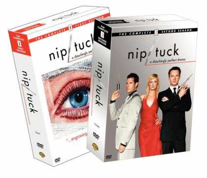Bestselling Movies (2006) - Nip/Tuck - The Complete First Two Seasons