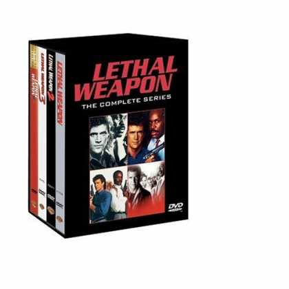 Bestselling Movies (2006) - Lethal Weapon - The Complete Series by Richard Donner
