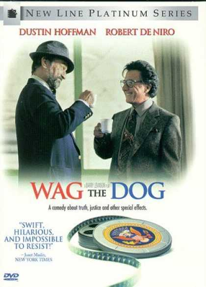 Bestselling Movies (2006) - Wag the Dog (New Line Platinum Series) by Barry Levinson