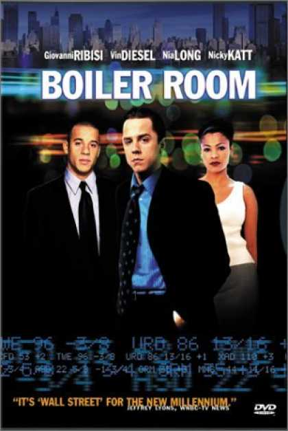 Bestselling Movies (2006) - Boiler Room by Ben Younger