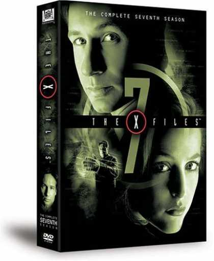 Bestselling Movies (2006) - The X-Files - The Complete Seventh Season (Slim Set)
