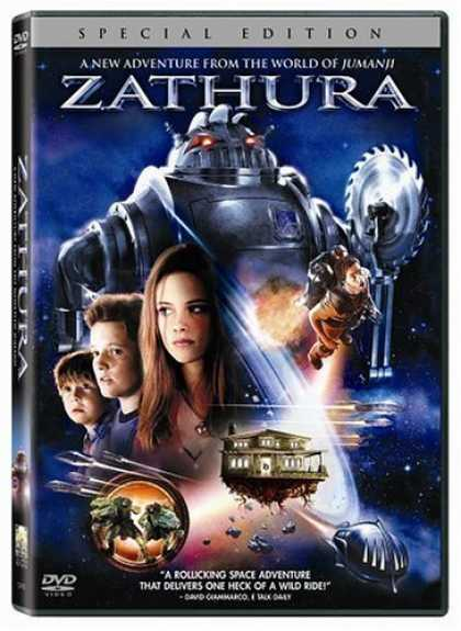 Bestselling Movies (2006) - Zathura (Widescreen Edition) by Jon Favreau