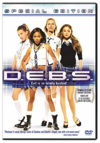 Bestselling Movies (2006) - D.E.B.S. (Special Edition) by Angela Robinson (III)