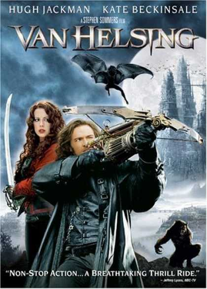 Bestselling Movies (2006) - Van Helsing (Widescreen Edition) by Stephen Sommers