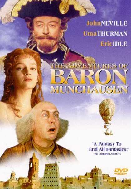 Bestselling Movies (2006) - The Adventures of Baron Munchausen