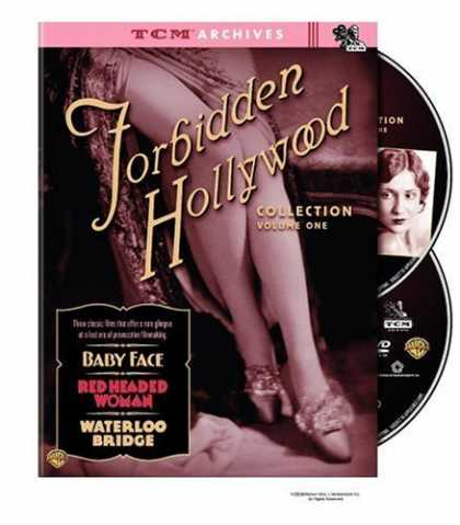 Bestselling Movies (2006) - Forbidden Hollywood Collection, Vol. 1 (Waterloo Bridge / Baby Face / Red-Headed