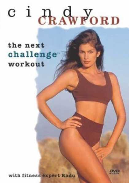 Bestselling Movies (2006) - Cindy Crawford - Next Challenge Workout