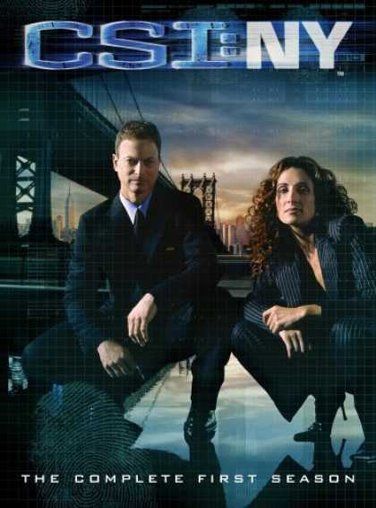 Bestselling Movies (2006) - C.S.I. New York - The Complete First Season