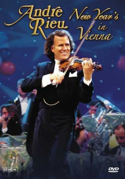 Bestselling Movies (2006) - Andre Rieu - New Year's in Vienna