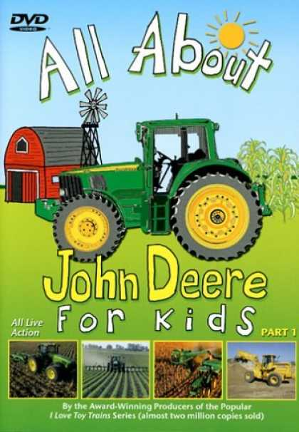 Bestselling Movies (2006) - All About John Deere For Kids DVD 1