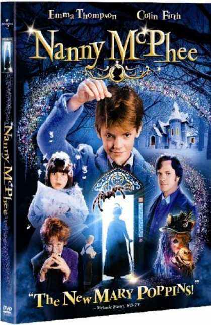 Bestselling Movies (2006) - Nanny McPhee (Full Screen Edition) by Kirk Jones (III)